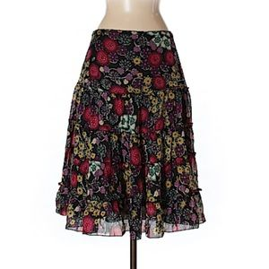Anna Sui for Anthropologie Skirt